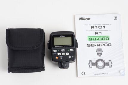 Nikon su 800 Wireless Speedlight Commander