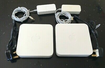 Apple Airport Extreme A1354 Wireless Router Dual Band 300Mbps Gigabit 2.4 & 5GHz