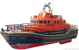RNLI Severn Class Lifeboat Full Function Radio Control 1:20 Model Use On Water