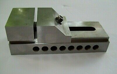 Precision Grinding Toolmakers Machinist Vise 2.31 W X 1.895 H X 5-34 L