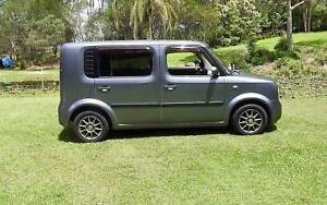 FROM $44 P/Week 7 SEATER NISSAN CUBE AUTO 4 CYLINDER