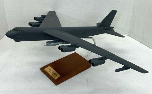 US Air Force B-52H Aircraft Wood Desk Display