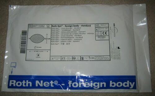 US Endoscopy 00711050 00711052 Roth Net Foreign Body Retrieval 230cm Exp 2021-03