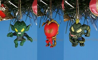 CHRISTBAUMSCHMUCK Weihnachten Marvel Iron Spider-Man Lizard Green Goblin