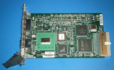 Symmetricom Bc635 Cpci Pxi Time And Frequency Processor Irig B Bc12063-1000