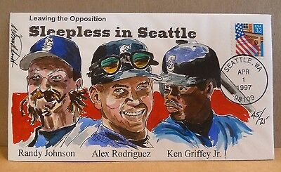 1997 SEATTLE MARINERS WILD HORSE