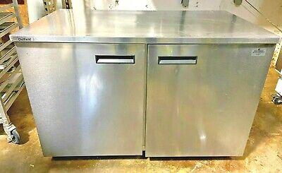 Delfield - 48 2 Door Under Counter Work Top Refrigerator Self Contained -uc4048