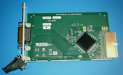 Ni Pxi-gpib High Performance Gpib Controller National Instruments Tested