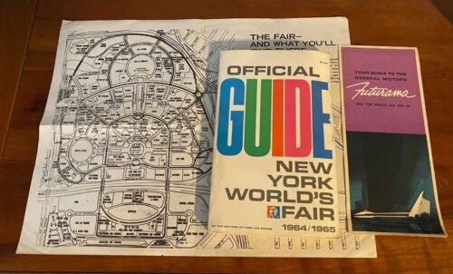 Official GUIDE New York World
