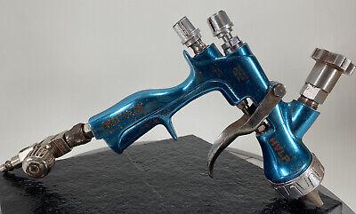 Binks Trophy Gravity Feed Hvlp Spray Gun W1.4mm Spray Nozzle