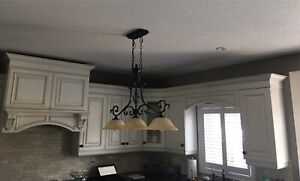 Kitchen/dinning room lighting