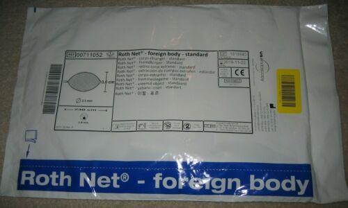 US Endoscopy 00711050 00711052 Roth Net Foreign Body Retrieval 230cm Exp 2020-01