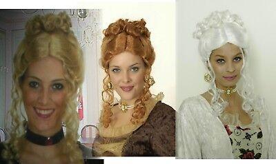 ke  Lady Anne irisch-rot blond weiß NEU (Rote Perücken)