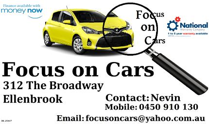 Focus on Cars