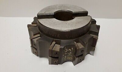 Valenite Val-u-mil Indexable Insert Mill Cutter