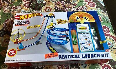 Hot Wheels Track Builder Vertical Launch Kit - GGH70 ]