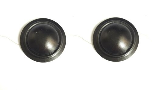2 AFT Silk Tweeter Diaphragm For B&W Bowers&Wilkins 26mm VoiceCoil Aluminum Fram
