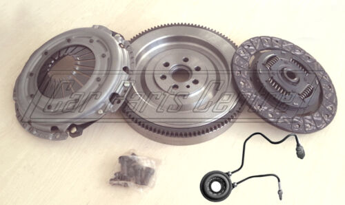FOR ROVER 75 MGZT 2.0 DIESEL SOLID MASS FLYWHEEL CLUTCH CONVERSION KIT DUAL CSC
