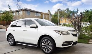 2016 Acura MDX Lease Transfer
