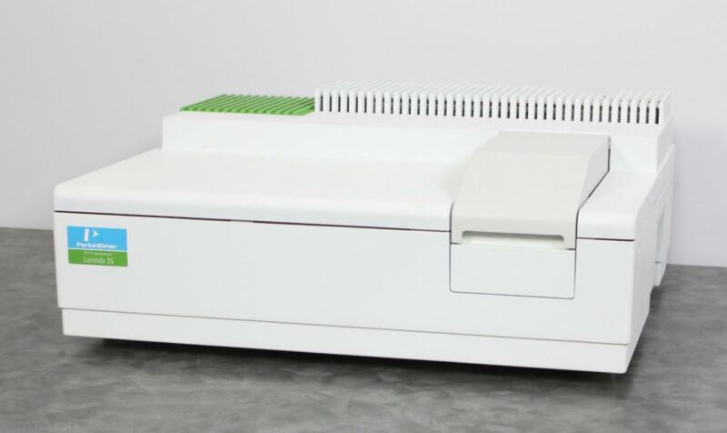 Perkin Elmer Lambda 35 UV/Vis Analytical Spectrophotometer