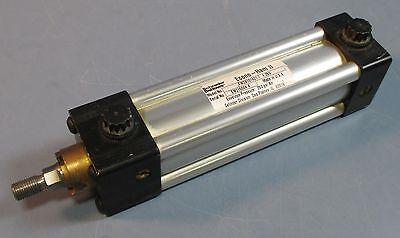 Schrader Bellows Econo-ram Ii Fw2a101621 4.250 Pneumatic Cylinder Nwob