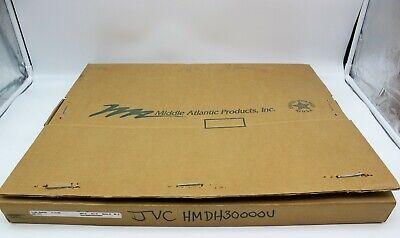 Middle Atlantic 3U Vented Steel Rack Shelf For JVC HMDH30000U.. DVD, Blu-Ray