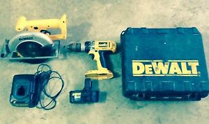 Circullar saw & power drill Prairiewood Fairfield Area Preview