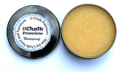 Chalk Paint Wax - Waterproof for chalk paint and furniture - New...