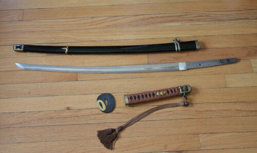 WWII Imperial Japan Navy Kai Gunto sword