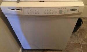 WHIRLPOOL DISH WASHER -Moving sale
