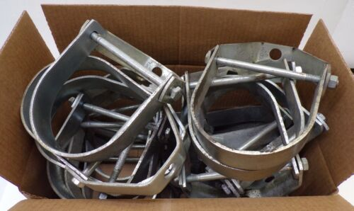 """CLEVIS PIPE HANGER,  4"""", LOT OF 19"""