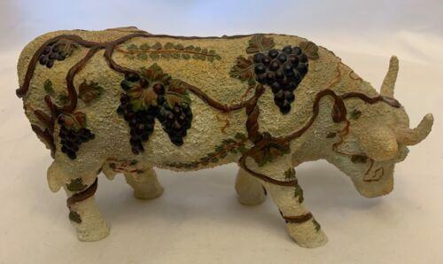 Cow Parade Grape Bovine #7714 2005 Retired