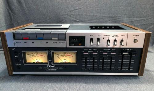 TEAC 450 Cassette Deck