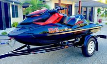 SEADOO 2014 RXPX 260 RS SUPERCHARGED only 15 hours !!! Caloundra Caloundra Area Preview