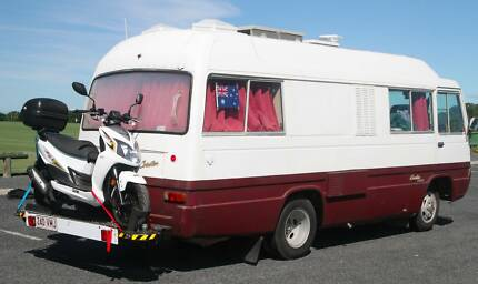 Motorhome ready to go Coombabah Gold Coast North Preview
