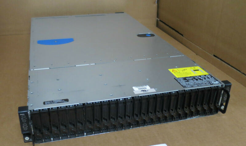 Dell Poweredge C6100 4 Server Nodes W/ 8 X Intel Six-core Xeon E5645 192gb Ram