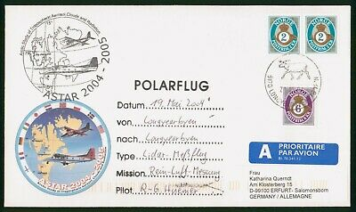 Mayfairstamps Norway 2004 ASTAR Arctic Study Tropospheric Aerosol Cover wwo97225