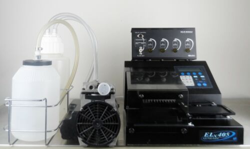 BioTek ELX405 Microplate Washer Set