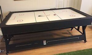 Dual Air Hockey & Billiards Table Killara Ku-ring-gai Area Preview