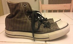 High-cut Converse size 9.5 ladies Peterborough Peterborough Area image 2