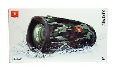 JBL Xtreme 2 Portable  Bluetooth Waterproof Speaker, Camo *X