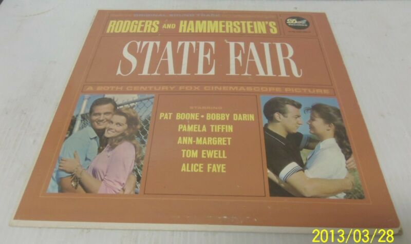 "Rodgers and Hammerstein's ""STATE FAIR"""