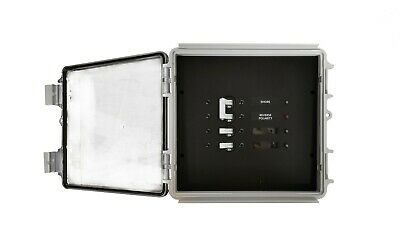 Circuit Breaker Custom Enclosure Box