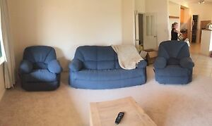 3 seater and 2 recliners great used condition Coogee Cockburn Area Preview