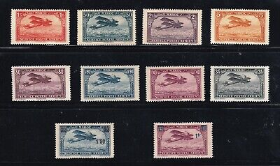 MOROCCO STAMP AIRMAIL MH/OG STAMPS COLLECTION LOT #1