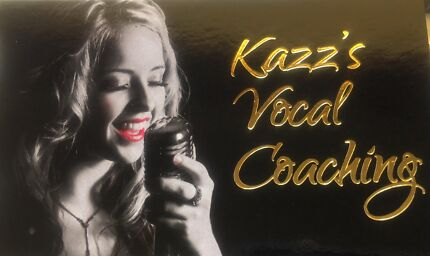 Kazz's Vocal Coaching / Singing / Music / Lessons / Workshops