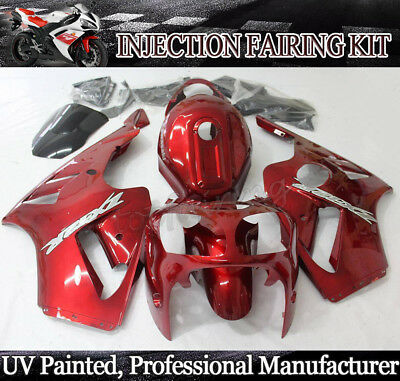 Matte Black ABS Fairing Kit Bodywork For Kawasaki Ninja ZX12R 2000 2001 ZX1200A