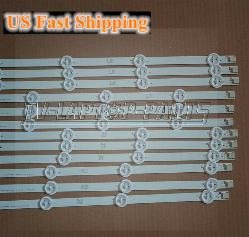 LED Backlight Strips LG 47LN5400-UA 47LA6200-UA 47LN5750-UH 47LN5200-UA 47LN5700