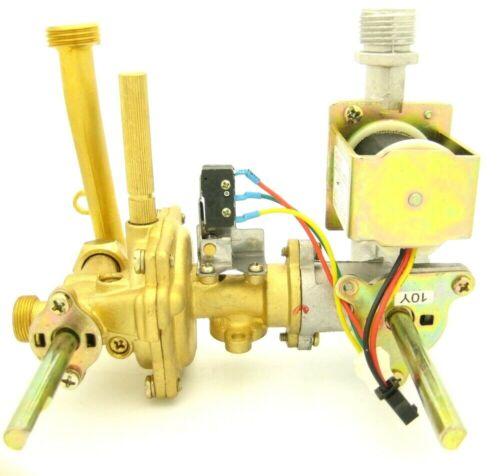 Honda Hot Pressure Washer HPW4000-HD Heater Box Regulator For Water and Propane