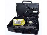 BOLEX 501 16mm film projector